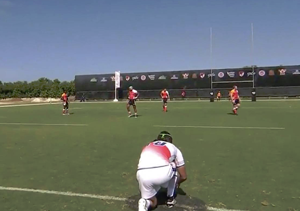 WORLD'S FIRST 5-POINT CONVERSION AT INAUGURAL WORLD TENS